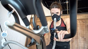 Oxygen interval training