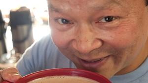 Firebird Café owner Jake Tran