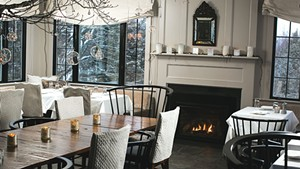 The Restaurant at Edson Hill in Stowe