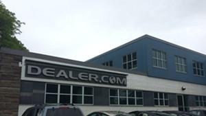 Dealer.com's Pine Street headquarters