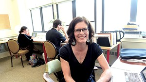 VTDigger founder and editor, Anne Galloway