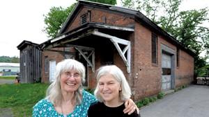 Carolyn Shapiro and Karen Lane
