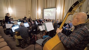 The Montpelier Chamber Orchestra