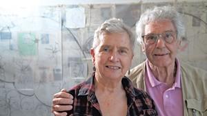 Meg and Peter Walker