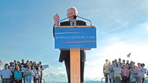 Flashback: Did Bernie Sanders Really Save the Burlington Waterfront?
