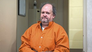 Christopher Hayden at Vermont Superior Court in Burlington