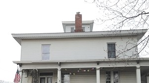 The house at 109 Main Street in Winooski, known as the mansion