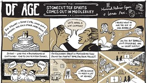 Stonecutter Spirits Barrel-Ages Gin