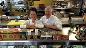 Nancy and Rick Benson