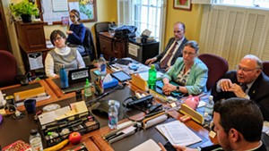Members of Vermont's House Education Committee