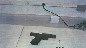 Evidence from the Wayne Brunette shooting