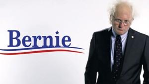 James Adomian as Sen. Bernie Sanders