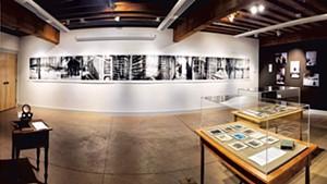 Rokeby Museum installation