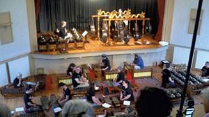 Musicians  of Gamelan Sulukala