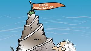 Bernie Sanders' Long Trail to 2020