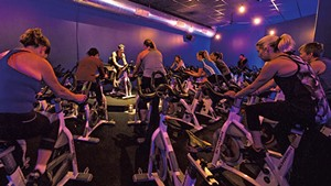 REV Indoor Cycling