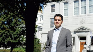 ACLU of Vermont attorney Jay Diaz