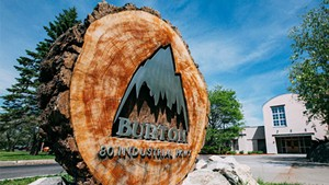Burton Snowboards' flagship store