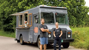 Farmers & Foragers food truck