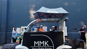 Micro Mobile Kitchen