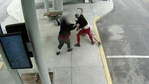 The alleged assault