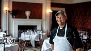 Chef John Patterson