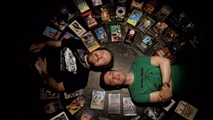 Matt Mazur and Drew Peberdy