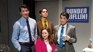 The Office! cast