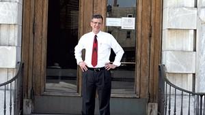 Former Rutland mayor Christopher C. Louras
