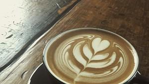 Kru Coffee latte
