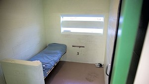 A room at the Woodside Juvenile Rehabilitation Center
