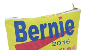Sanders Sells: Nobody Moves T-shirts Like the Socialist Senator