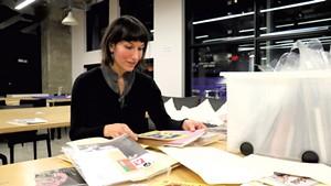 Jessica Hébert at Artexte