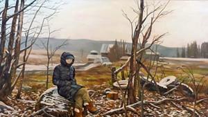 """""""Brocklebank Road"""" by Lyal Michel"""