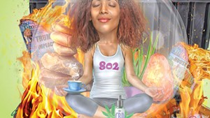 The Seven Days Wellness Issue, 2020
