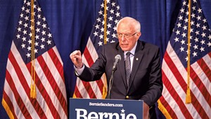 A Pandemic Complicates Sanders' Hopes for a Comeback