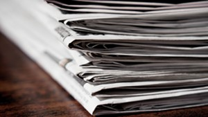 Media Note: Vermont Newspapers Halt Print Production, Lay Off Staff