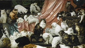 """""""My Wife's Lovers"""" by Carl Kahler"""