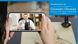 Is My UVM Health Network Video Doctor's Appointment Secure?