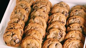 Haymaker Bun cookies