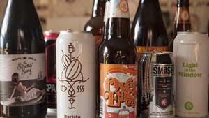 A smattering of 2015's new beers