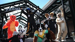 Update: Money and Mask Ban Keep Burlington 'Furry'-Free