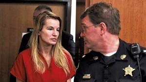Jody Herring at her arraignment