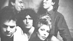 The Decentz (from left): Gordon Stone, Jim Ryan, Peter Torrey, Pamela Polston and Brett Hughes