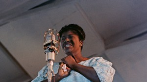 Mahalia Jackson in 'Jazz on a Summer's Day'