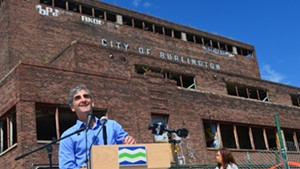 Mayor Miro Weinberger
