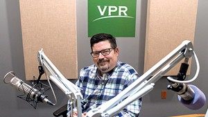 VPR president and CEO Scott Finn
