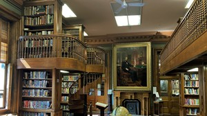 The St. Johnsbury Athenaeum library