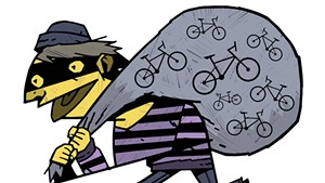 Can Anyone Do Anything About Bike Theft?