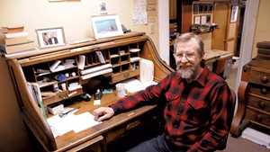 Books: M. Dickey Drysdale Revisits a Writing Life